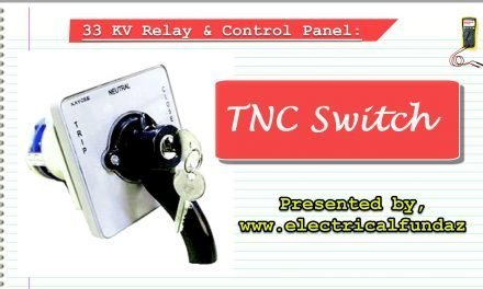 TNC Switch Working, Application and Connection Diagram