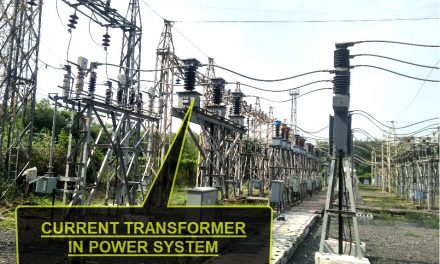 Current Transformer in Power System