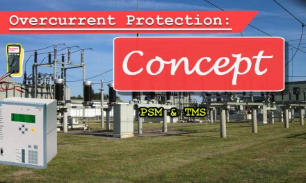 Overcurrent & Earthfault Protection – Basic Concept: